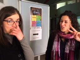 Adele Iasimone e Laura Solla