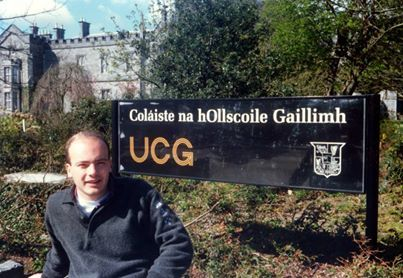 Lupoi in Erasmus in Irlanda