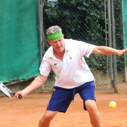 Mazzeo e il tennis