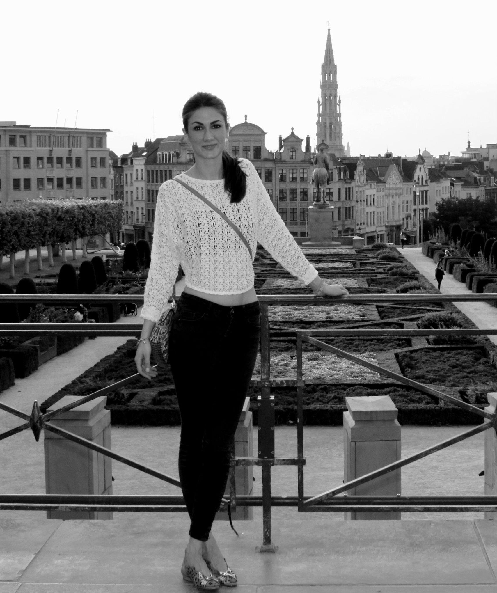 Irene De Laurentiis a Bruxelles