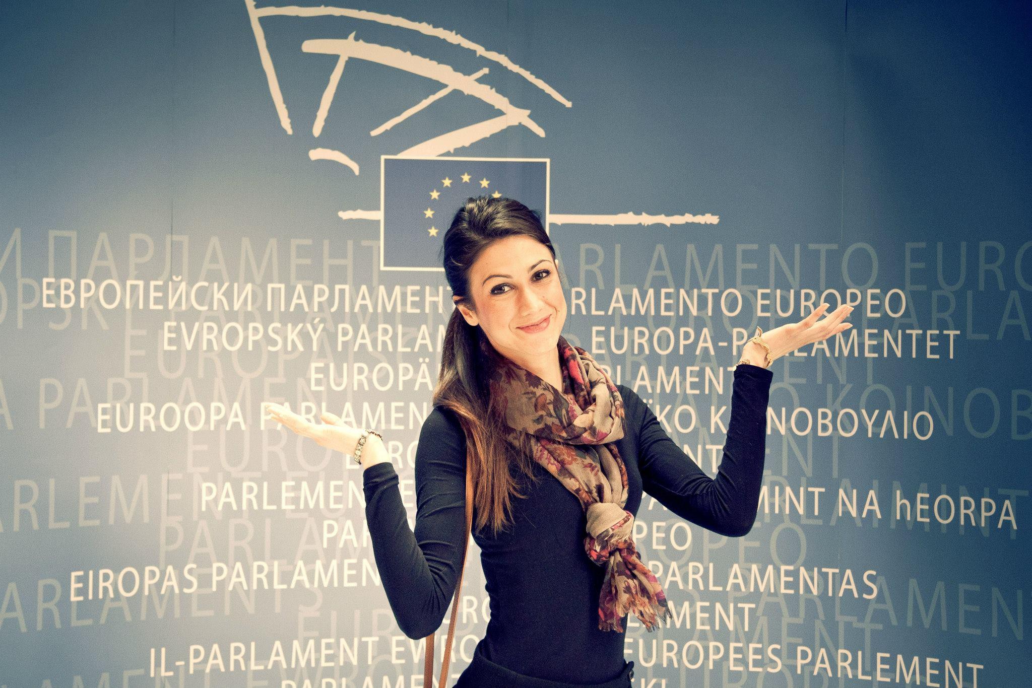 Irene De Laurentiis a Strasburgo