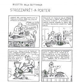 Ricetta a fumetti
