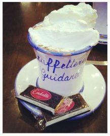 Cioccolata del Guidarello (pic by @ceci_delvecchio)