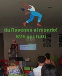 What is EVSa Punto ristoro